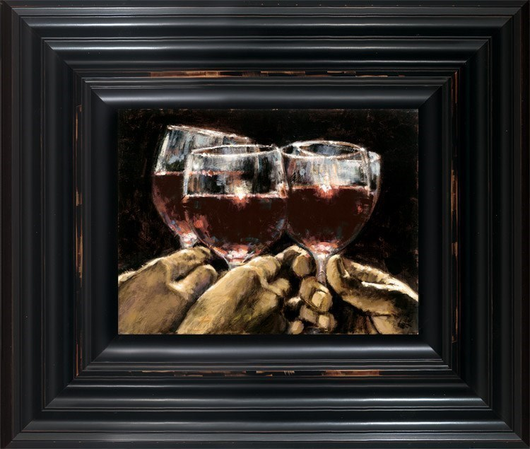 Image: Study For a Better Life IV by Fabian Perez |
